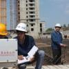 深圳市一类二类三类新建小区学校初检防雷装置静电检测