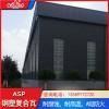 asp塑钢复合板 天津防腐彩钢复合瓦 覆膜耐腐板安全防水