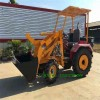 园林农用小型装载机 多功能柴油铲车