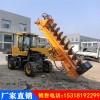 铲车改装电线杆打桩机厂家定制 大直径电线杆打桩机