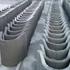 100*20*16u型槽水沟公路铁路电缆槽