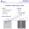 PW新品PCB-H50-V1深紫外UVB芯片80mW